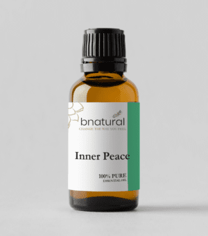 bnatural InnerPeace essential oil blend
