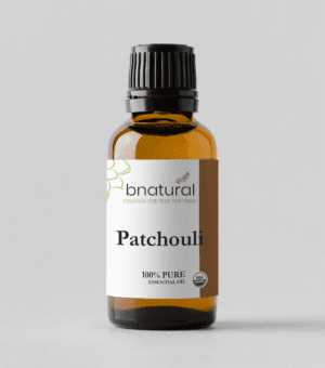 bnatural patchouli essential oil