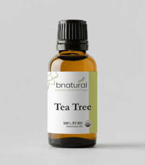 bnatural tea tree essential oil