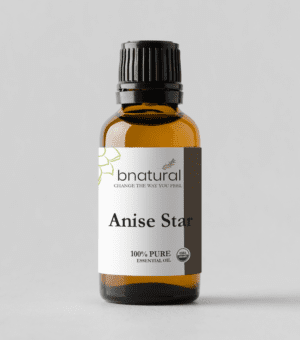 bnatural anise star essential oil