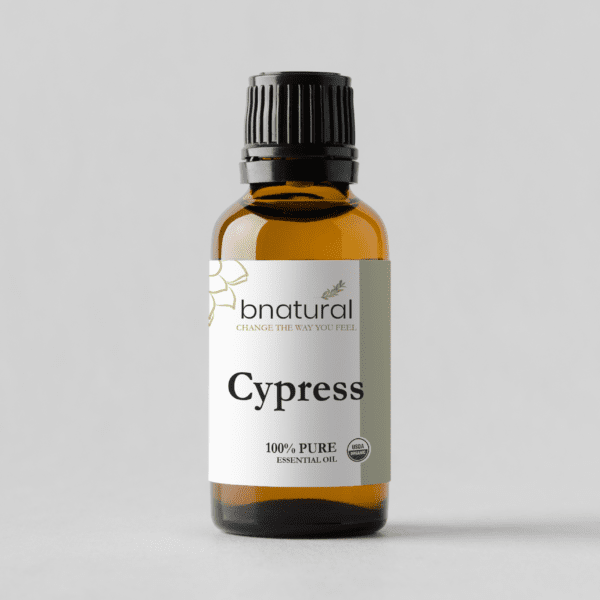 bnatural cypress essential oil