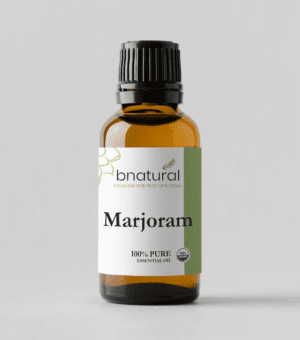 bnatural marjoram essential oil