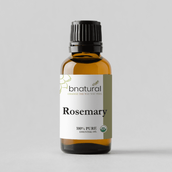 bnatural rosemary essential oil