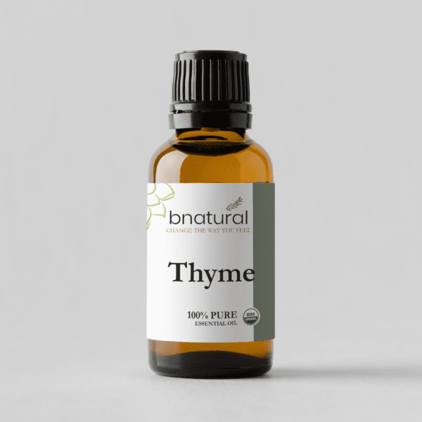 bnatural thyme essential oil