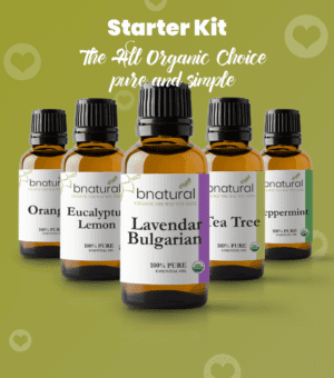 bnatural essential oil starter kit