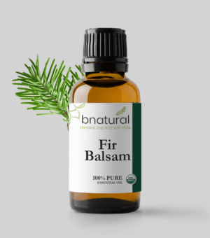 Organic Fir Blasam Essential Oil